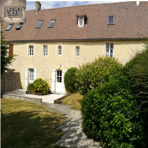 Offres de vente Maison Saint-Manvieu-Norrey 14740